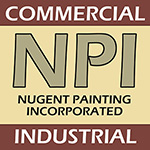 Nugent Painting Logo