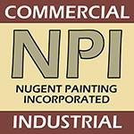 Nugent Painting Logo
